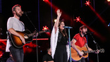Lady Antebellum performs on the Nissan Stadium stage during day 3 of the 2017 CMA Music Festival on June 10, 2017 in Nashville, Tennessee. <br>