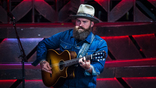 <p>Zac Brown Band performs Live at the DTE Energy Music Theatre in Clarkston, Michigan on June 8, 2017. </p>