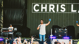 Chris Lane performs at the Northwell Health at Jones Beach Theater in Wantagh, New York on Thursday, June 15, 2017. <br>