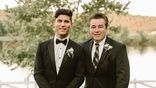 Dan Smyers from Dan + Shay posted a dapper picture with his dad, who has taught him so much throughout the years!<br>