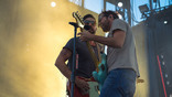Old Dominion performs on the Main Stage at the Watershed Music Festival at the Gorge Amphitheater on Sunday, July 30, 2017.