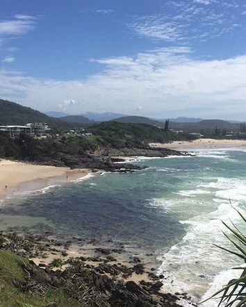 Little Big Town's Kimberly Schlapman shared this stunning photo from Australia where she and her family went on an epic road trip!