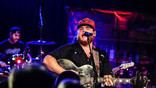 <p>Luke Combs performs at the Roxy theatre in West Hollywood, California on Tuesday, October 3, 2017.</p>