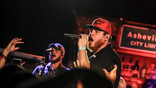 """Luke Combs performs at the Roxy theatre in West Hollywood, California<span class=""""redactor-invisible-space""""> on Tuesday, October 3, 2017.</span>"""