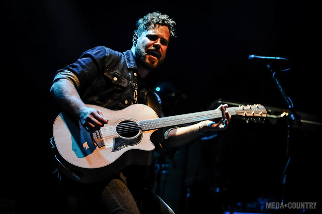 Lewis Brice opens for Lee Brice at The Novo located in Downtown Los Angeles, California on Thursday, October 5, 2017.
