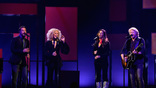 <p>Little Big Town performs onstage at the 51st annual CMA Awards at the Bridgestone Arena on November 8, 2017 in Nashville, Tennessee.<br></p>