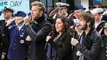 """Lady Antebellum shared a memory of singing the """"Star Spangled Banner"""" on The Today Show on Veterans Day in 2013."""
