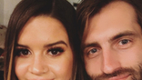 Maren Morris is thankful for her future-husband, Ryan Hurd, this year.