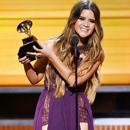 Maren Morris has a whole slideshow featuring her accomplishments of 2017.