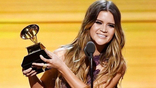 <p>Maren Morris has a whole slideshow featuring her accomplishments of 2017.</p>