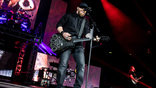 Brantley Gilbert performs on his The Ones That Like Me Tour at the Giant Center in Hershey, Pensilvania on Friday, February 2, 2018.
