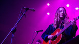 Margo Price performs at the Fonda Theatre in Los Angles, California on her Nowhere Fast 2018 Tour on Thursday, March 1, 2018.