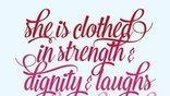 "<p>Hannah Ellis shared that all women should ""embrace all the parts of you today.""<u></u><u></u></p>"