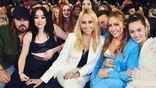 """<p>Billy Ray Cyrus is """"Thankful and inspired by these incredible women every day!""""<u></u><u></u></p>"""