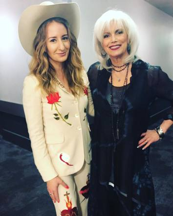Margo Price and Emmylou Harris were ultimate goals in Dublin.
