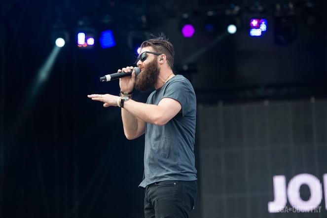 Jordan Davis performs during the 2018 Tortuga Music Festival on April 8, 2018 in Fort Lauderdale, Florida.
