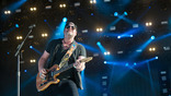 Lee Brice performs during the 2018 Tortuga Music Festival on April 6, 2018 in Fort Lauderdale, Florida.
