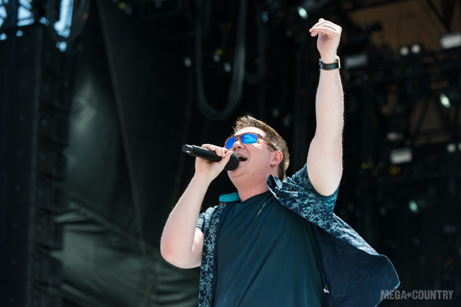 Adam Craig performs during the 2018 Tortuga Music Festival on April 7, 2018 in Fort Lauderdale, Florida.