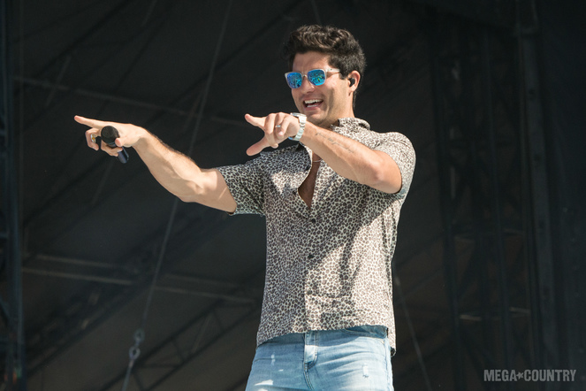 Dan + Shay perform during the 2018 Tortuga Music Festival on April 7, 2018 in Fort Lauderdale, Florida.