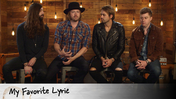 Find Out Which Lyric The Guys From A Thousand Horses Say Is Their Best!