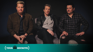 Tour Secrets: Rascal Flatts Share Their Secret To Success On The Road