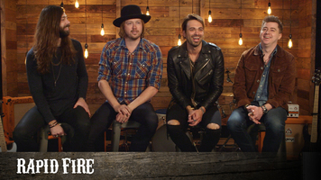 Rapid Fire: A Thousand Horses Answers a Whole bunch of Questions