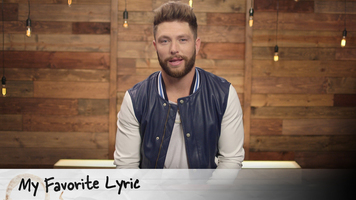 Chris Lane's Favorite Lyric Proves He's A 'Breaking Bad' Fan