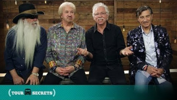 The Oak Ridge Boys Share The Ultimate Tour Secret