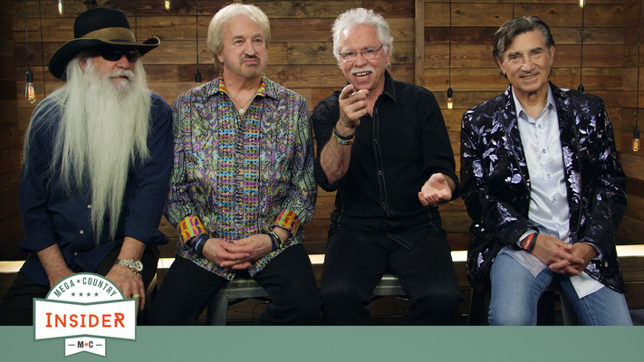 The Oak Ridge Boys Want To Collab With Chris Stapleton