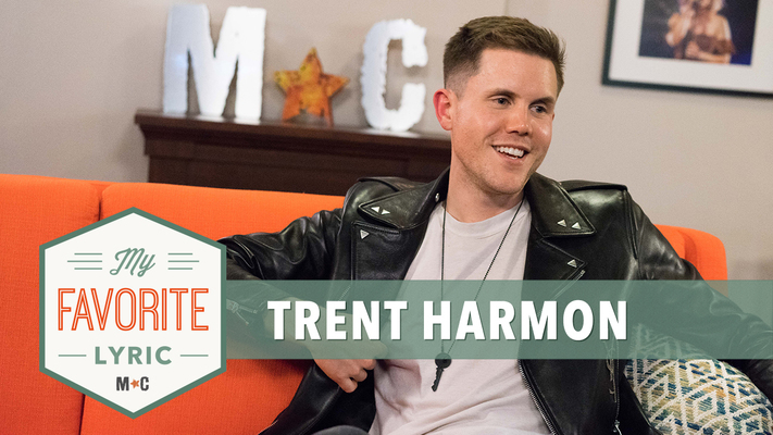 My Favorite Lyric: Trent Harmon
