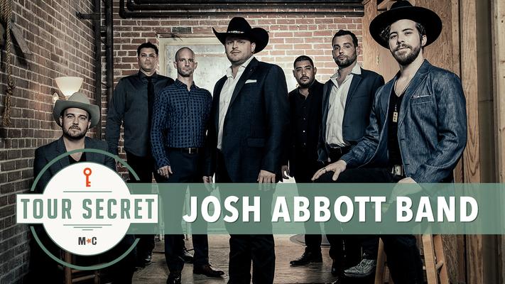 Tour Secret: Josh Abbott Band