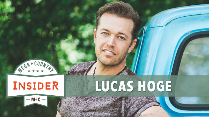 How Lucas Hoge's Love For Garth Brooks Led To His Latest Single