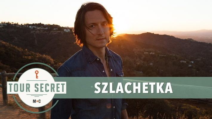Szlachetka Shares Some Very Good Career Advice For Touring Artists