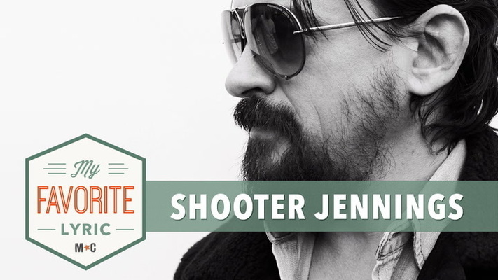 Shooter Jennings' Favorite Lyric From His New Album 'Shooter' Is...