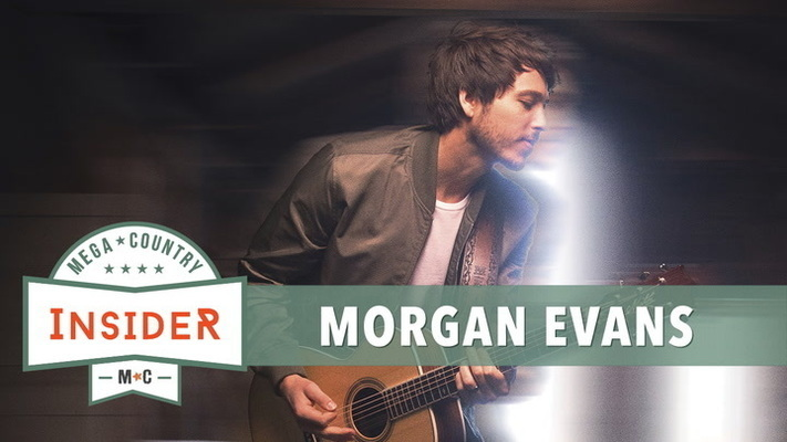 Morgan Evans Opens Up About His Debut Album 'Things That We Drink To'
