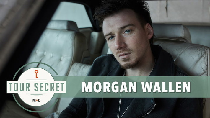Find Out Why Morgan Wallen Uses A Box Fan To Help Him Sleep