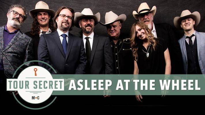 Asleep at the Wheel's Tour Secret Is For The Dancer Inside All Of Us