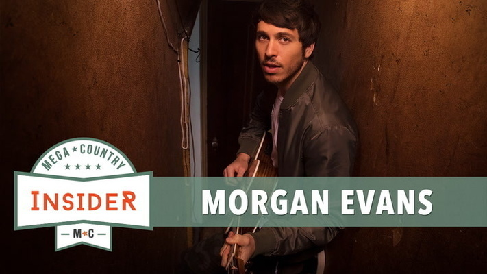Morgan Evans Gets Personal About Songwriting, Nashville, Music & Life