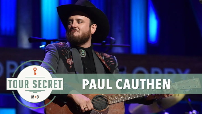 Paul Cauthen Has A Tour Secret To Help Keep Things Fresh On Tour