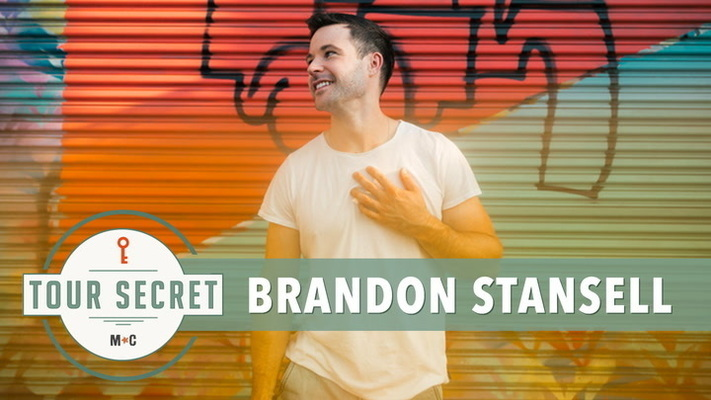 Brandon Stansell Shares An Unexpected Tour Secret