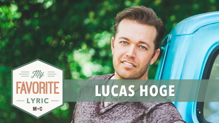 Lucas Hoge Shares His Favorite Lyric From The Track 'Dirty South'