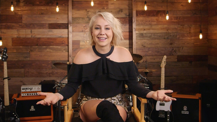 MegaCountry Exclusive: RaeLynn's Musical Talent Runs in the Family