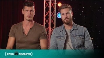 The guys have a tour secret, find out what it is!