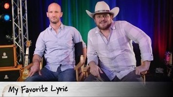 Josh Abbott shares his favorite lyric with us!